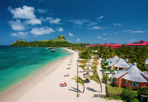 sandal vacations all inclusive st lucia hotels sandals grande st lucian