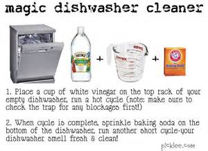 Solution To Clean Dishwasher 5 Great Diy Cleaning Solutions Part Two Thifty Sue
