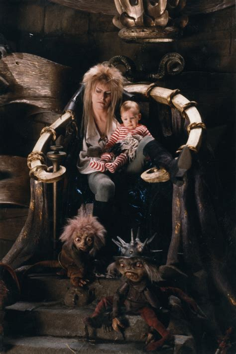 labyrinth film goblin the baby from quot labyrinth quot is still very much into