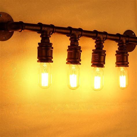 amazones lixada lampara de pared holder luz en la base