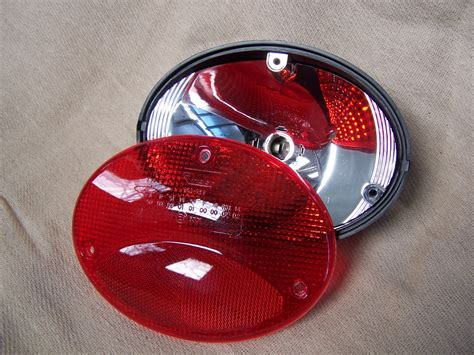 rinder oval rear lights