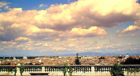 terrazza gianicolo roma dall alto terrazze panoramiche pi 249 con