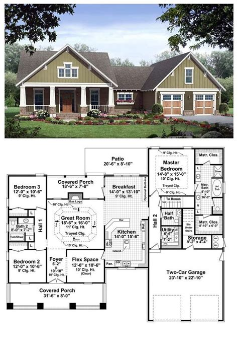 cool house plans craftsman cool house plans ranch archives new home plans design