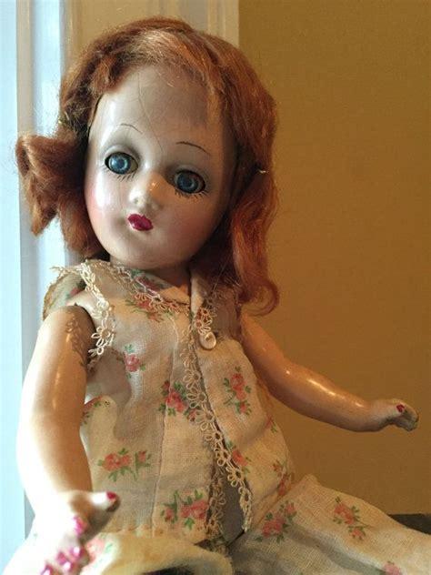 8 inch composition doll 152 best vintage dolls images on vintage dolls