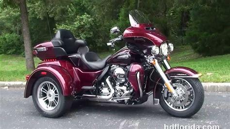 3 Rad Motorrad Gebraucht by 2014 Harley Davidson Three Wheeler Motorcycle Trike For