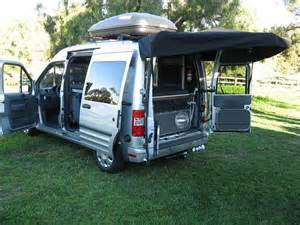 Ford Transit Rv Conversion Ford Transit Connect Cer 3 Transit Conversions