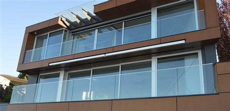 Glass Awning Residential by Glass Canopies Lynnmour Glass