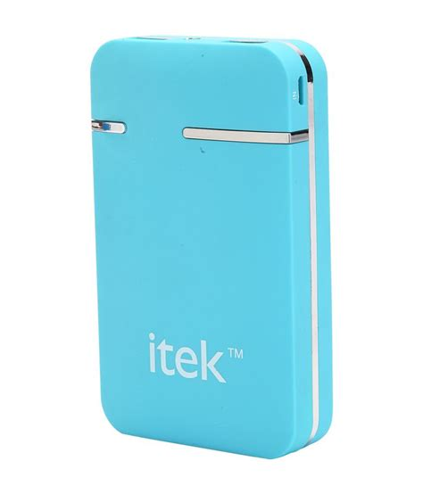 Powerbank Fleco F 091 7800mah itek 7800mah power bank blue buy power banks lowest prices snapdeal