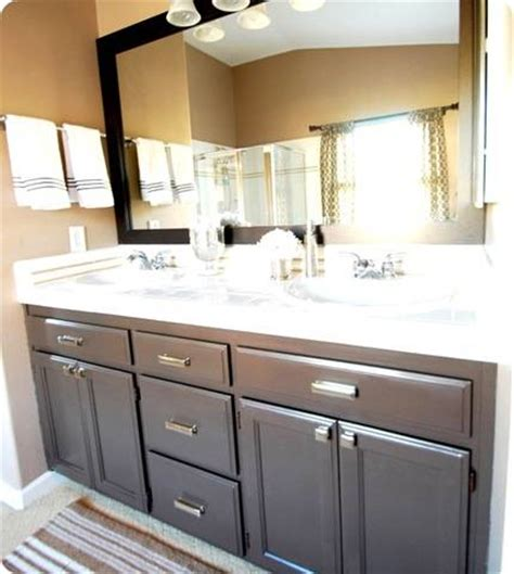 budget bathroom makeover linky centsational style
