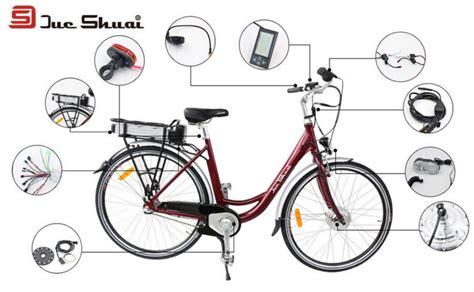 Motorrad Elektro Umbau Kit by Gro 223 Handel Elektro Fahrrad Umbausatz Mit Batterie E