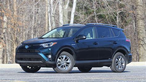 Toyota Rav Fuel Consumption 2017 Toyota Rav4 Hybrid Awd Fuel Economy 2017 2018