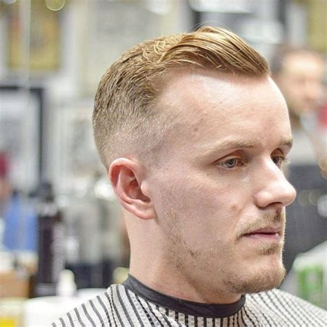 Pomade Undercut 25 retro and modern league haircuts the best and timeless trend