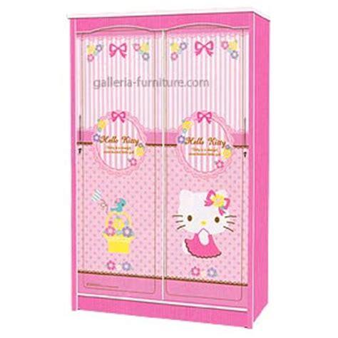Lemari Anak Hello furniture anak by kea panel harga diskon lebih murah bandung
