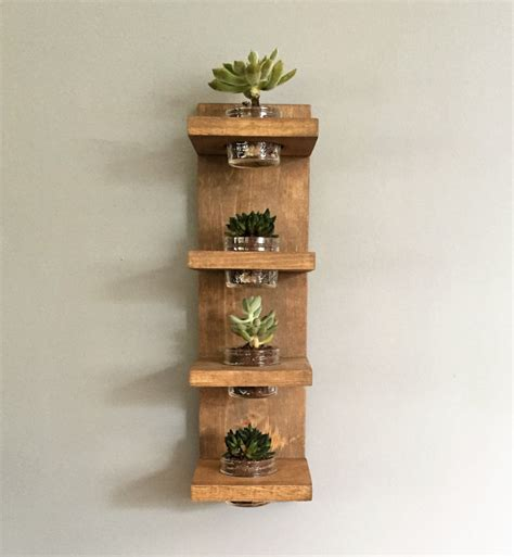 wall plant holders wall planter modern succulent indoor plant holder