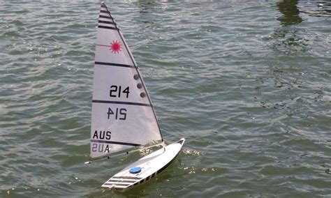 jacht laser rc laser sailboat review beginners guide laser