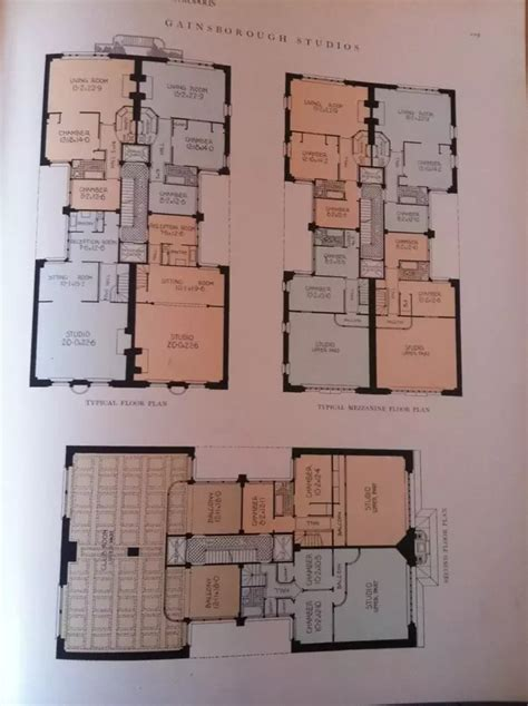 nyc apartment floor plans is there a public database of floorplans of nyc apartment