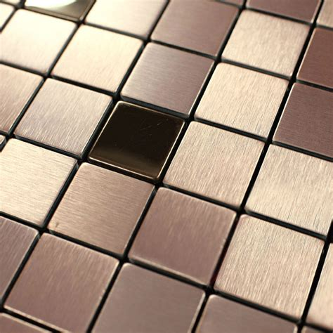 plastic tile sheets bathroom metallic mosaic tile sheets plastic aluminium effect paper over rubber floor sticker