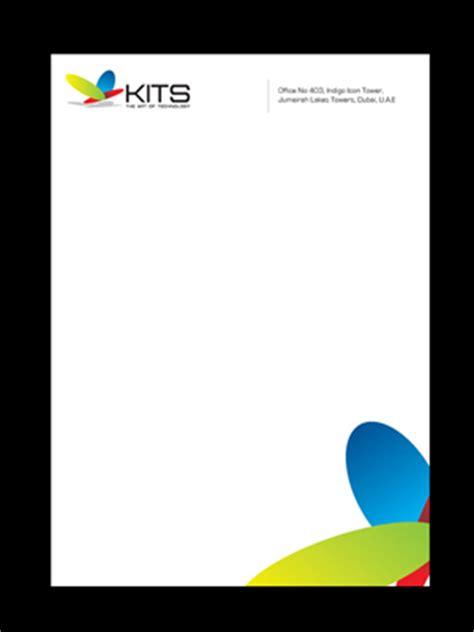 Commercial Credit Letterhead 125 Playful Credit Card Letterhead Designs For A Credit Card Business In United Arab