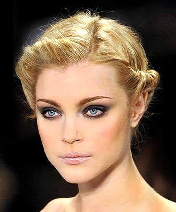 hair twisted around front of head bun 184 best images about hair styles on pinterest flat