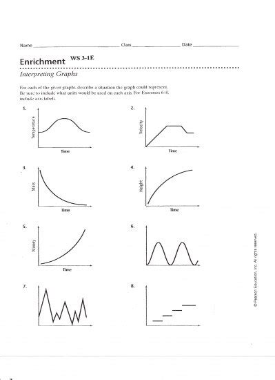 Interpreting Graphs Worksheet Answers by Line Graphs Worksheets Ks2 Interpreting Line Graphs