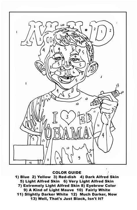 mad magazine ty templeton s land