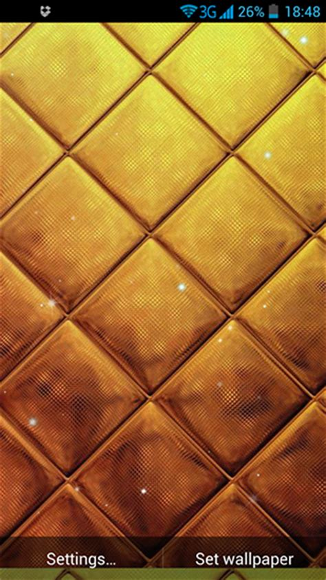 wallpaper android gold gold live wallpaper for android gold free download for
