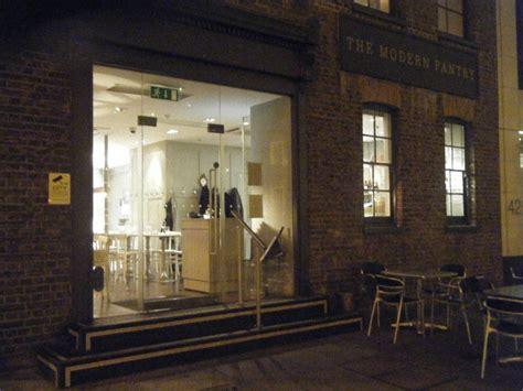 modern pantry restaurant review  november london