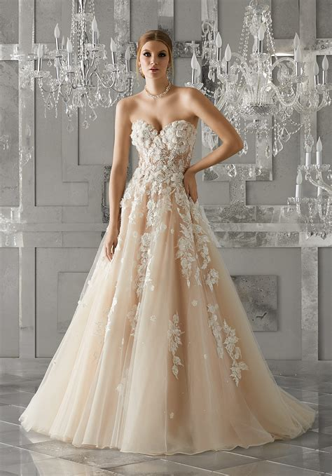 Wedding Style Dress by Wedding Dresses Bridal Gowns Morilee