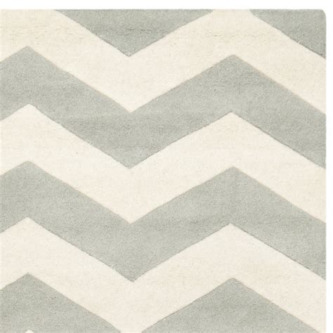 Light Grey And White Rug by Light Grey Chevron Rug Rugs Ideas