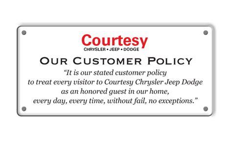 about courtesy chrysler jeep dodge ram dealership