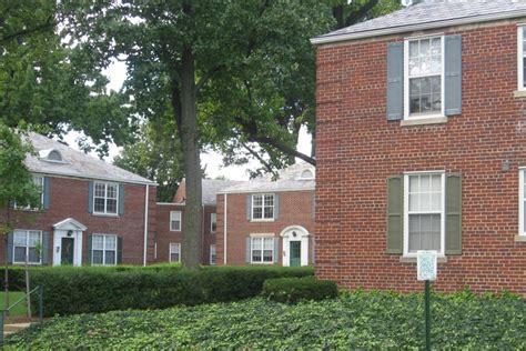 Historic Apartments Arlington Va Buckingham Historic District Projects Planning