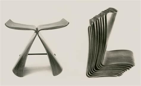 Tabouret Butterfly Sori Yanagi by Reinventing The Sori Yanagi Butterfly Stool Design Daily