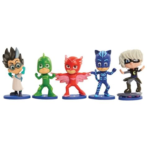 pj masks figures pj masks collectible figures 5 pack pj masks uk