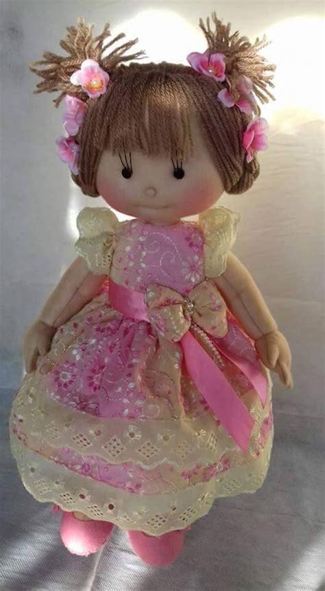 500 Handmade Dolls - 500 best images about bonecas de pano e de feltro on