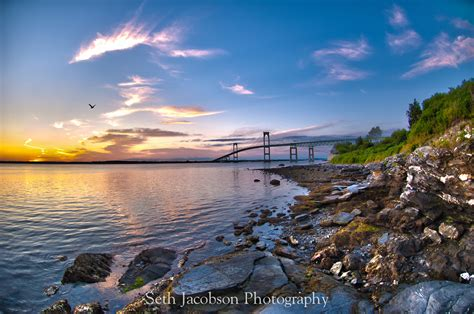 beautiful landscape photography of rhode island seth
