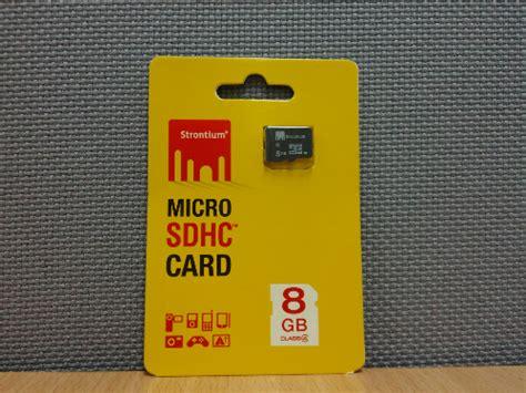 Strontium Micro Sdhc 8gb Class 6 thẻ nhớ strontium 8gb micro sdhc