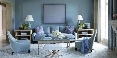 aesthetic blue living room interior decorating ideas