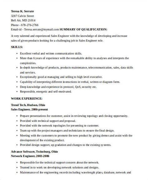 Security Resume Sles by 30 Sales Resume Templates Pdf Doc Free Premium Templates