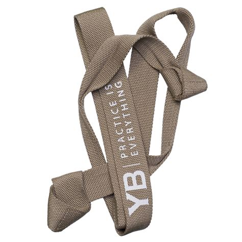Mat Harness by Beige Mat Carrier 2 In 1 By Yogabody