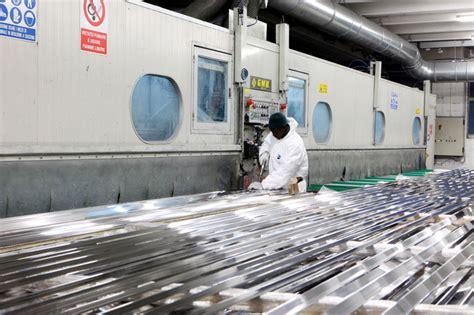 Aluminium Polieren Kratzer by Oberfl 228 Chenoptiken Des Eloxierten Aluminiums