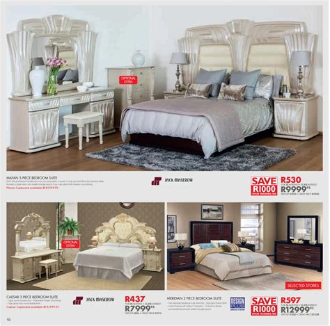 Bedroom Suites Prices In South Africa Bradlows Morkels Catalogue 21 July 7 August 2016