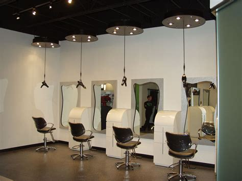 Salon Light Fixtures Salon Galleries Nyc Hair