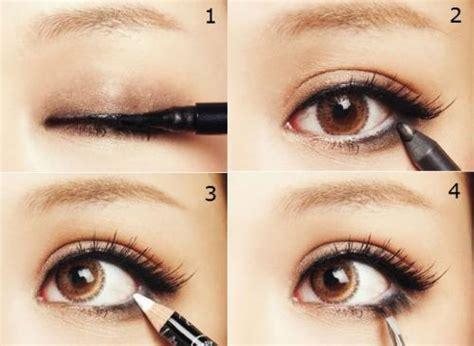 imagenes ojos hundidos como maquillarse los diferentes tipos de ojos