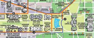 washington dc museum map pdf free printable washington dc map showing us capitol and museums attractions school geography