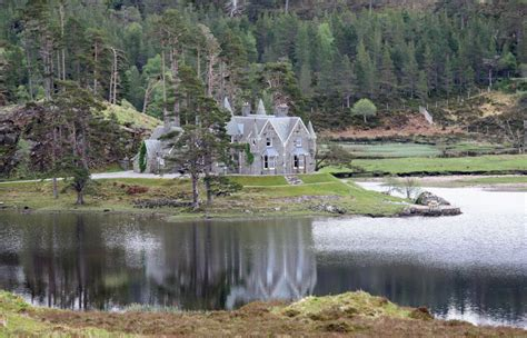 laird of glen affric you can stay the night at pippa middleton s new family s