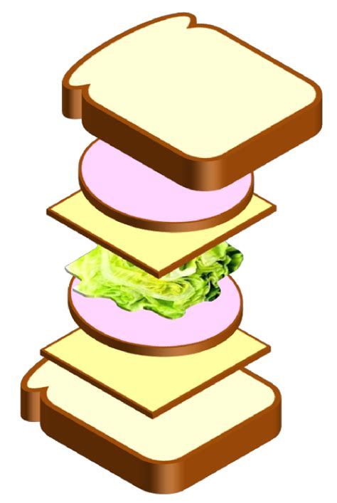Sandwich Clip by 57 Free Sandwich Clipart Cliparting