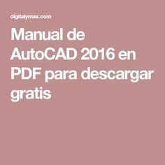 tutorial de revit 2015 en español pdf autocad commands google search reference pinterest