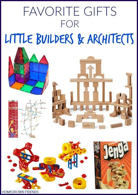 gift for architect favorite kid gifts for little builders and architects