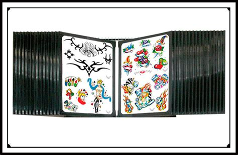 Tattoo Flash Rack | tattoo flash flash racks and portfolios bicknee tattoo