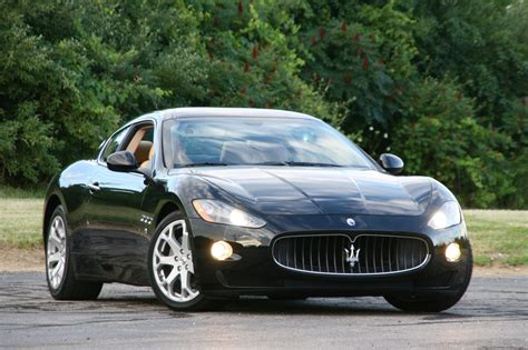 Maserati Granturismo 2008 by Review 2008 Maserati Granturismo Photo Gallery Autoblog